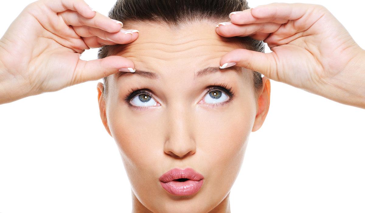 Ženske med 25. in 34. letom predstavljajo 18 % vseh uporabnic raznih izdelkov za nego obraza
