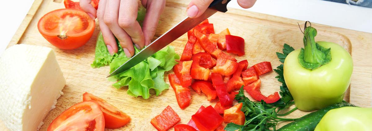 AntiAge dieta vključuje zelenjavo
