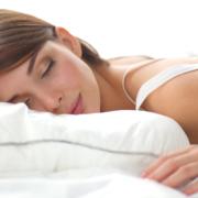Pritisk na obraz med spanjem