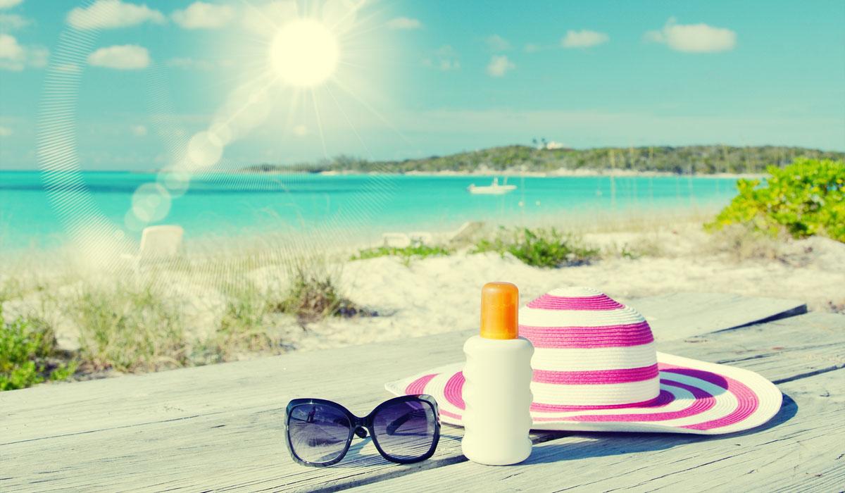 Najboljši način, s katerim preprečimo staranje kože, je krema za sončenje.
